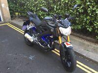 MT 125cc Yamaha