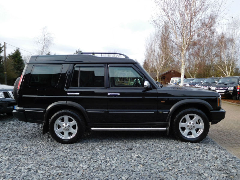 2003 land rover discovery 2 5 td5 es auto metropolis in. Black Bedroom Furniture Sets. Home Design Ideas