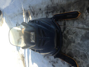 Ski-doo formula 500 for trade or 750$