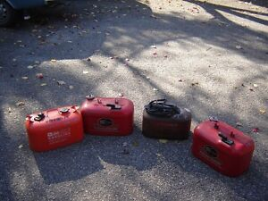 Outboard Gas Tanks