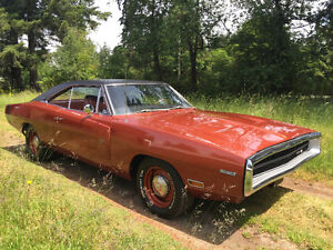 1970 Hemi Charger - Survivor #'s matching