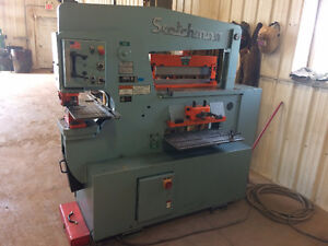fabrication and manufacturing equipment