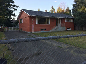 2 level home for rent in Abbotsford **Available May 1, 2017**