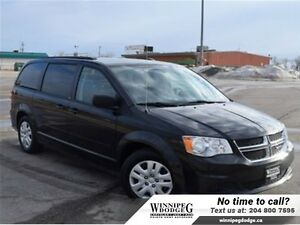 2014 Dodge Grand Caravan SXT w/Stow N Go *LOCAL TRADE*  w/Stow N