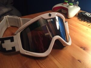 ***Spy™ men's Ski / Snowboard Goggles GREAT SHAPE , NO SCRATCHES