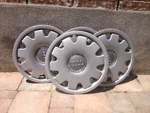 """Audi 15"""" wheel cover - hubcap"""