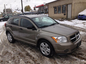 2008 DODGE CALIBER...VERY CLEAN... 6 MONTH WARRANTY... Edmonton Edmonton Area image 5