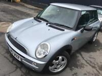 2002 MINI Hatch 1.6 One 3dr