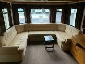 Static caravan Atlas Orlando 35x10 2bed free UK delivery.