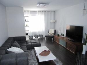 Luxueux logement 4 1/2 style condo urbain à louer à Blainville