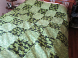 quilts for showers,birthdays, xmas, any size you would like Windsor Region Ontario image 1