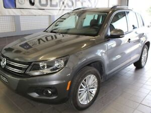 2016 Volkswagen Tiguan 2.0TSI AUT Special Edition MAGS 4MOTION K