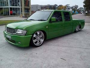 Holden Rodeo Dual Cab Minitruck New Lambton Newcastle Area Preview