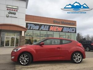 2016 Hyundai Veloster   ACCIDENT FREE, BLUETOOTH, EASY FINANCING