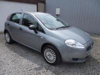 2007 Fiat Grande Punto 1.2 Active 5dr 5 door Hatchback