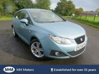 2009 SEAT IBIZA 1.6 SPORT 3DR LOW INSURANCE GROUP FIRST CAR POLO CORSA FIESTA