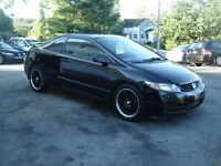 2009 Honda Civic Coupe (2 door)