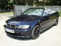 BMW 320 Ci 2 Door CONVERTIBLE AUTOMATIC - Leather Interior - 2003