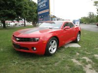 2011 Camaro Certified & E-Tested & Buyers Pkg