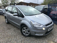 ✿09-Reg Ford S-Max 1.8 TDCi Zetec 5dr ✿7 SEATER✿