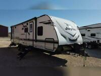 2020 JAYCO FEATHER LIGHT 27BHB American Caravan Showman 5th Wheel RV Trailer