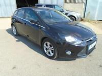 2012 Ford Focus 1.6TDCi ( 115ps ) Zetec