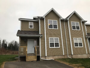 3 Bed 1.5 Bath Semi in Fox Creek Dieppe Quiet Court