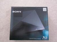 Sony Blu-Ray/DVD Player