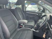 2010 Volkswagen Touran 1.6 TDI SE DSG 5dr (7 Seat) MPV Diesel Automatic