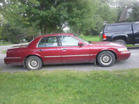 2000 Mercury Grand Marquis Sedan