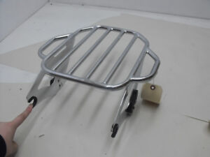 HD 09-18 Touring Quick-Release Luggage Rack 50300054A