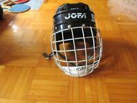 casque de hockey jofa+ gants ccm