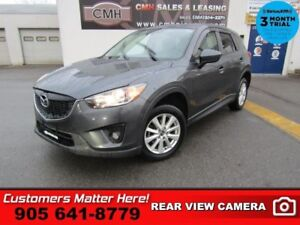 2014 Mazda CX-5 GS  SUNROOF HEATED SEATS CAMERA ALLOYS