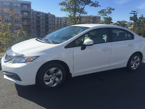 REDUCED - 2013 Honda Civic - Like new!