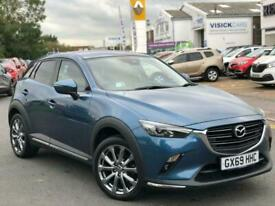 image for 2019 Mazda CX-3 2.0 Sport Nav + 5dr Auto HATCHBACK Petrol Automatic