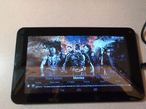 decent proscan tablet, no marks or scratches, 4gb, with KODI!!!