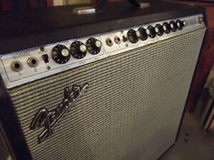 Fender Super Reverb Amp. Kingston Kingston Area image 4