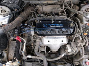 02 Honda Accord SE 2.3L vtec Engine and 4speed Auto Trans 4 sale