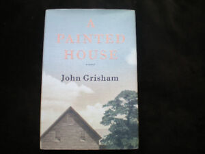 A Painted House * John Grisham ** Hardcover Book *  $8.00
