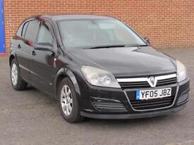 2005/55 Vauxhall Astra 1.6i 16v Club
