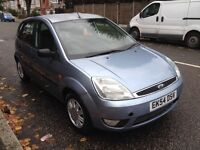 2004 FORD FIESTA 1.6 WITH MOT QUICK SALE