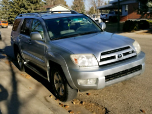 4Runner Limited Edition