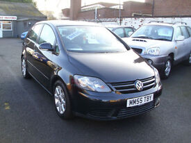 Volkswagen Golf Plus 1.9TDI PD ( 105PS ) Sport Diesel 5 door