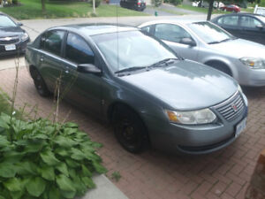 2005 Saturn Ion for sale - as is