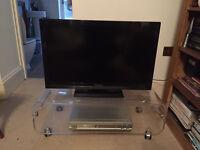 Panasonic 32 inch HD TV + Stand & DVD
