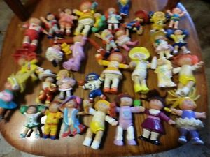 CABBAGE PATCH KIDS FIGURINES  32 TOTAL