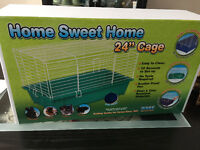 Brand new pet cage never opened