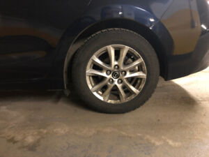 ***NEGOTIABLE 4 Winter Tires - 205/60R16