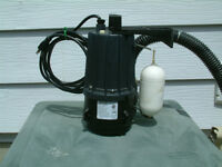 Star Water Systems Sump Pump