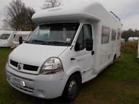 Mobilvette Kimu 122, Renault Master, RHD, Rear fixed bed,3 Berth,Diesel,Manual